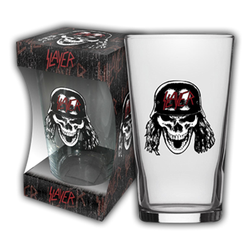 Buy Wehrmacht Beer Glass by Slayer