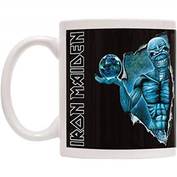Iron Maiden Blue Eddie Mug