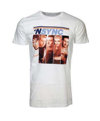 'n Sync NSYNC Split Photo T-Shirt