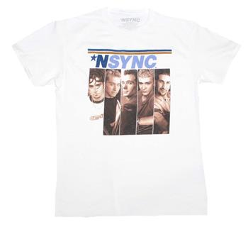 'n Sync NSYNC Split Photo T-Shirt