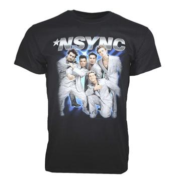 Buy NSYNC Tearin Up My Heart T-Shirt by 'n Sync