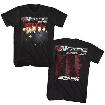 Buy NSYNC Tour 2000 T-Shirt by 'n Sync