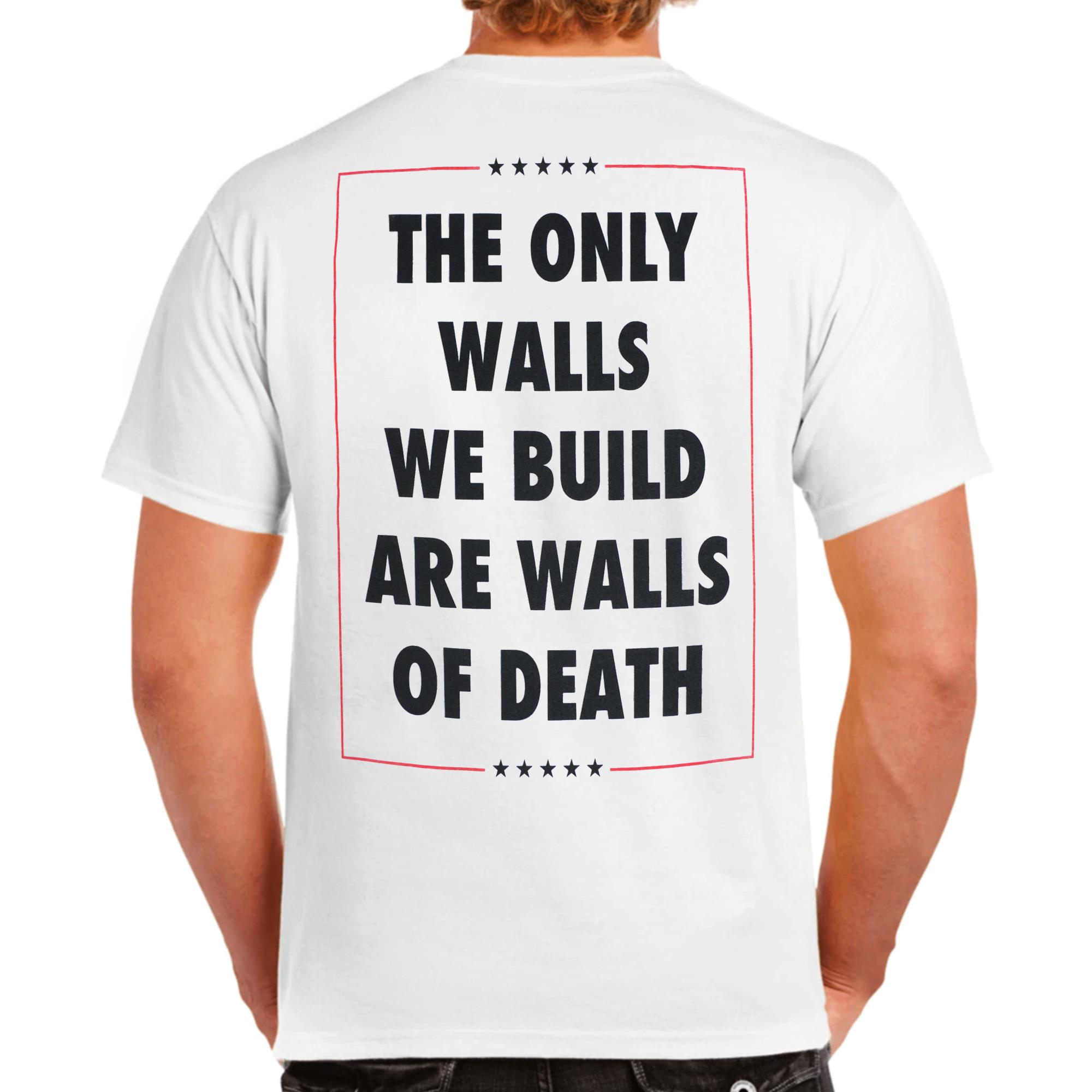 (White) Trump Walls Of Death