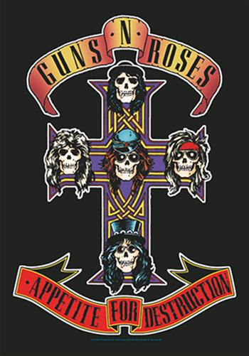 Buy Cross by GUNS 'N' ROSES