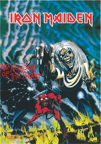 Buy Number Of The Beast by Iron Maiden