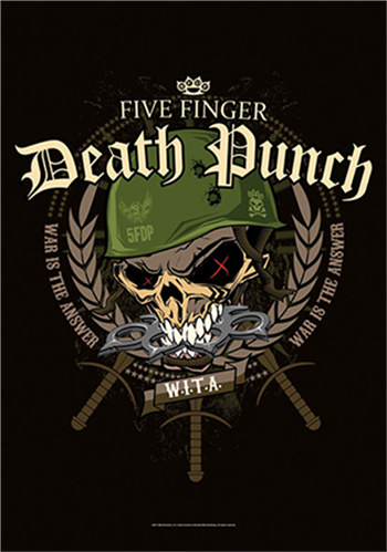 Buy Warhead by Five Finger Death Punch