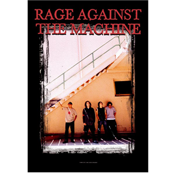 Rage Against The Machine Stairs