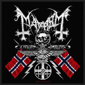 Buy Norwegian Flags by Mayhem
