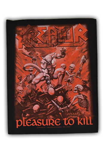 Buy Pleasure to Kill by Kreator