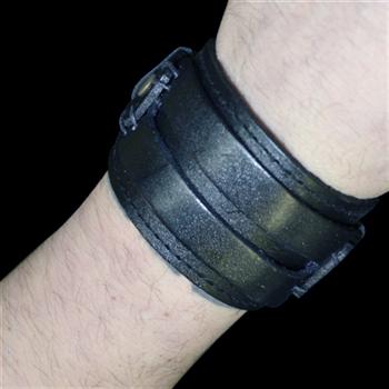 Buy Leather Bracelet 2 Straps by GENERIC