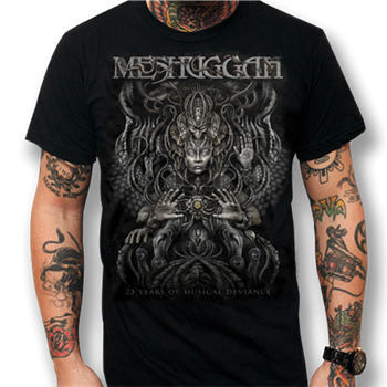 Buy 25 Years of Musical Deviance by Meshuggah