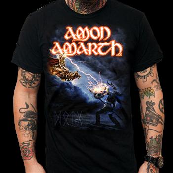 Buy DOTG Album Cover - 2014 Tour by Amon Amarth