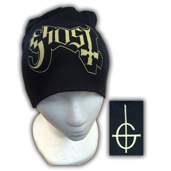 Ghost Logo / Symbol (Discharge) Hat