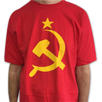 Buy CCCP T-Shirt by Generic