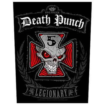 Buy Legionary Patch by Five Finger Death Punch