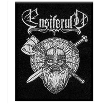 Ensiferum Viking, Shield And Weapons Patch