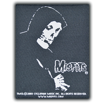 Misfits Ghoul Patch