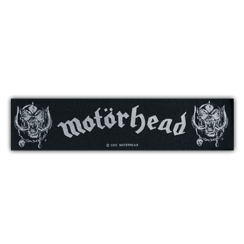 Buy Snaggletooth Logo Patch by Motorhead