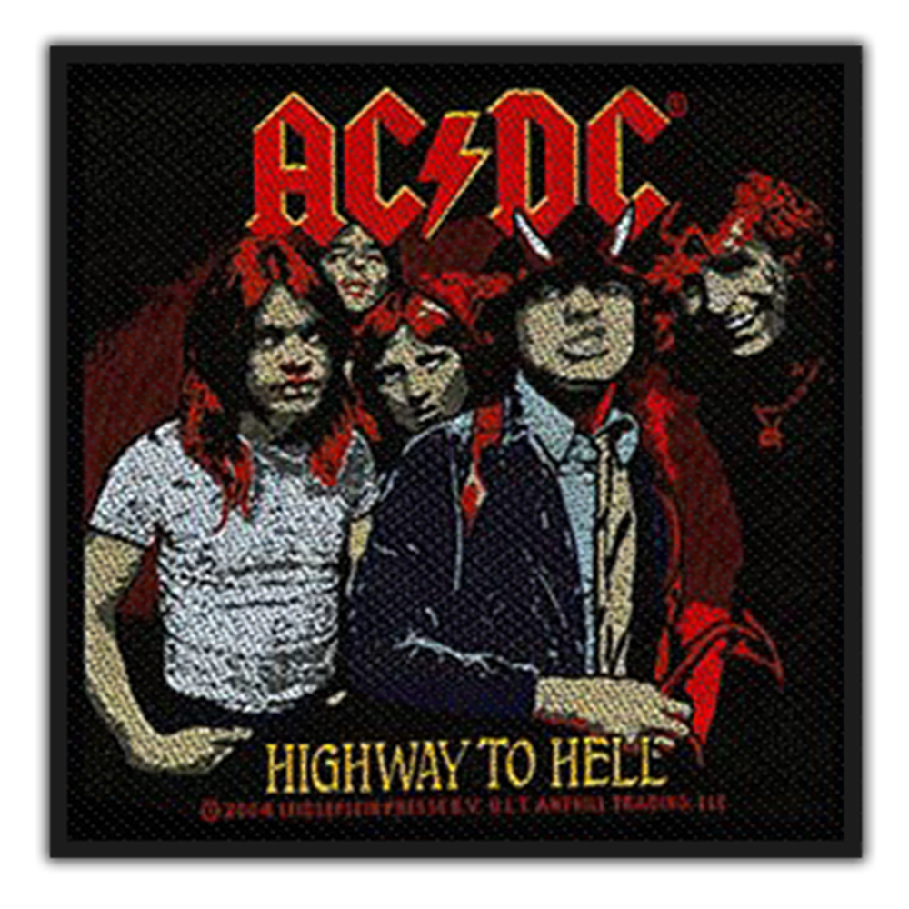 Highway To Hell Patch