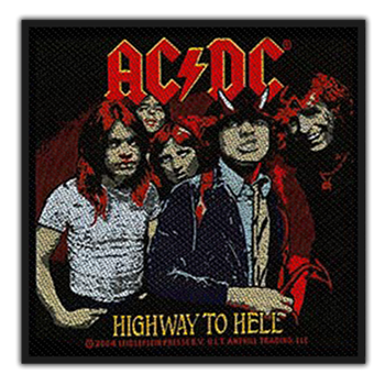 Buy Highway To Hell Patch by AC/DC