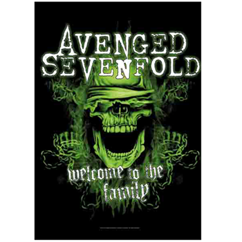 Buy Welcome to the Family by Avenged Sevenfold