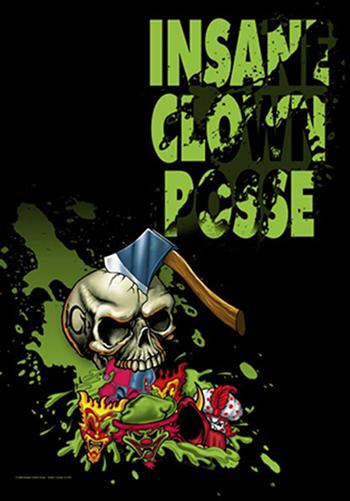 Buy Hatchet Skull by INSANE CLOWN POSSE