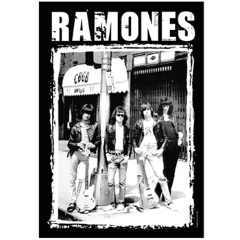 Buy CBGB Photo by Ramones