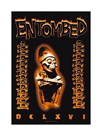 Entombed To Ride Shoot Straight