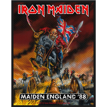 Buy Maiden England '88 Patch by Iron Maiden