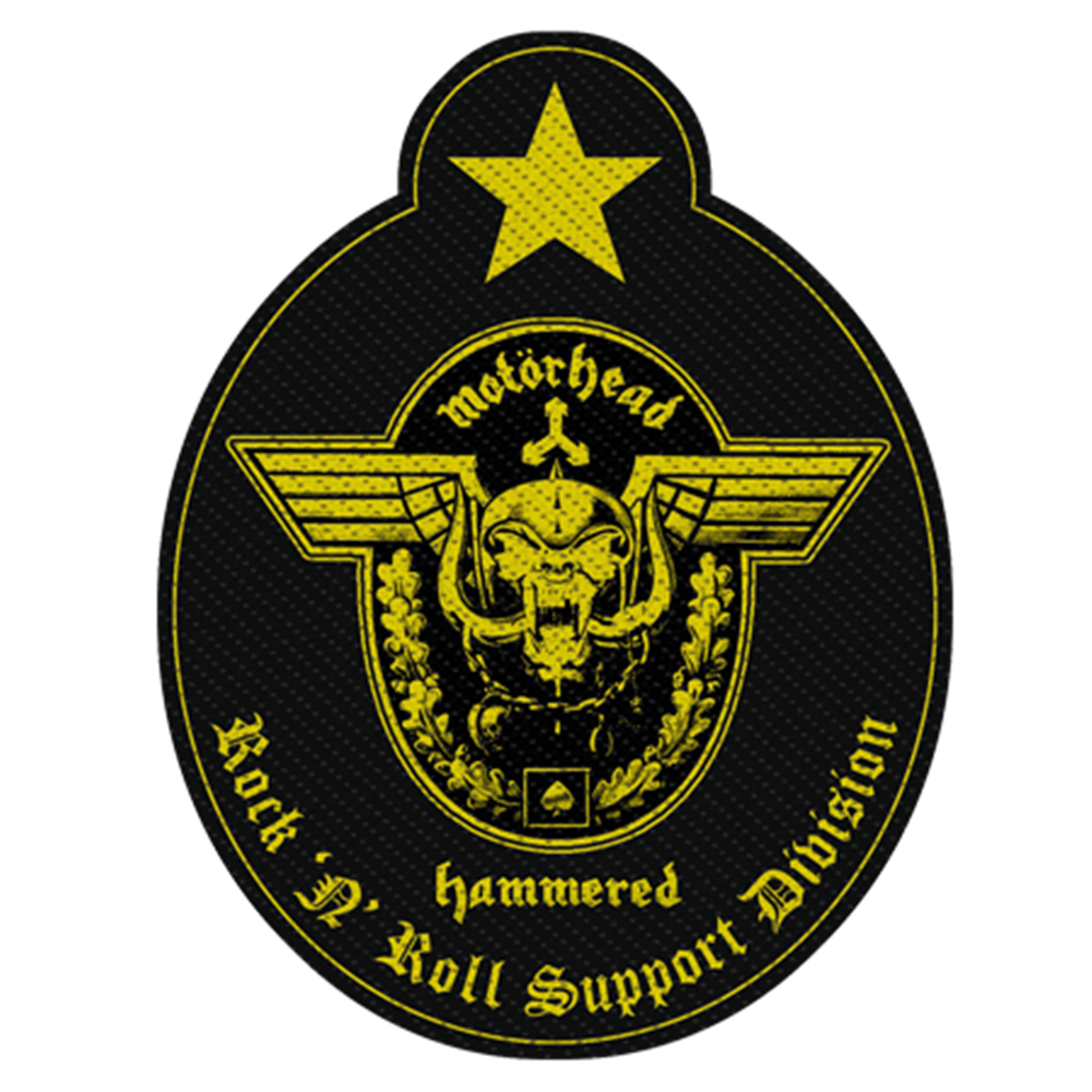 R N' R Support Division Patch
