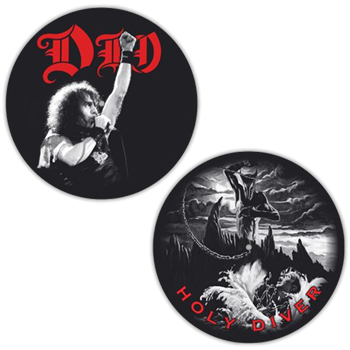 Buy Ronnie Pic / Holy Diver Slipmat by Dio