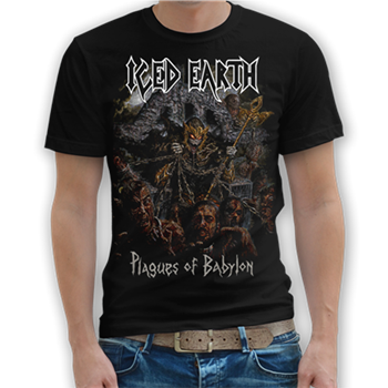 Buy Plagues Of Babylon by ICED EARTH