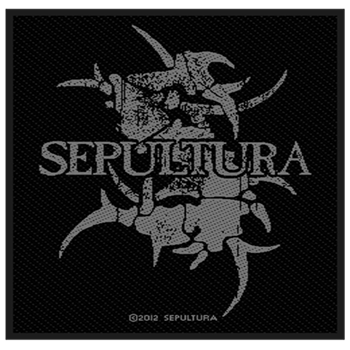 Sepultura Grey Boney S Patch