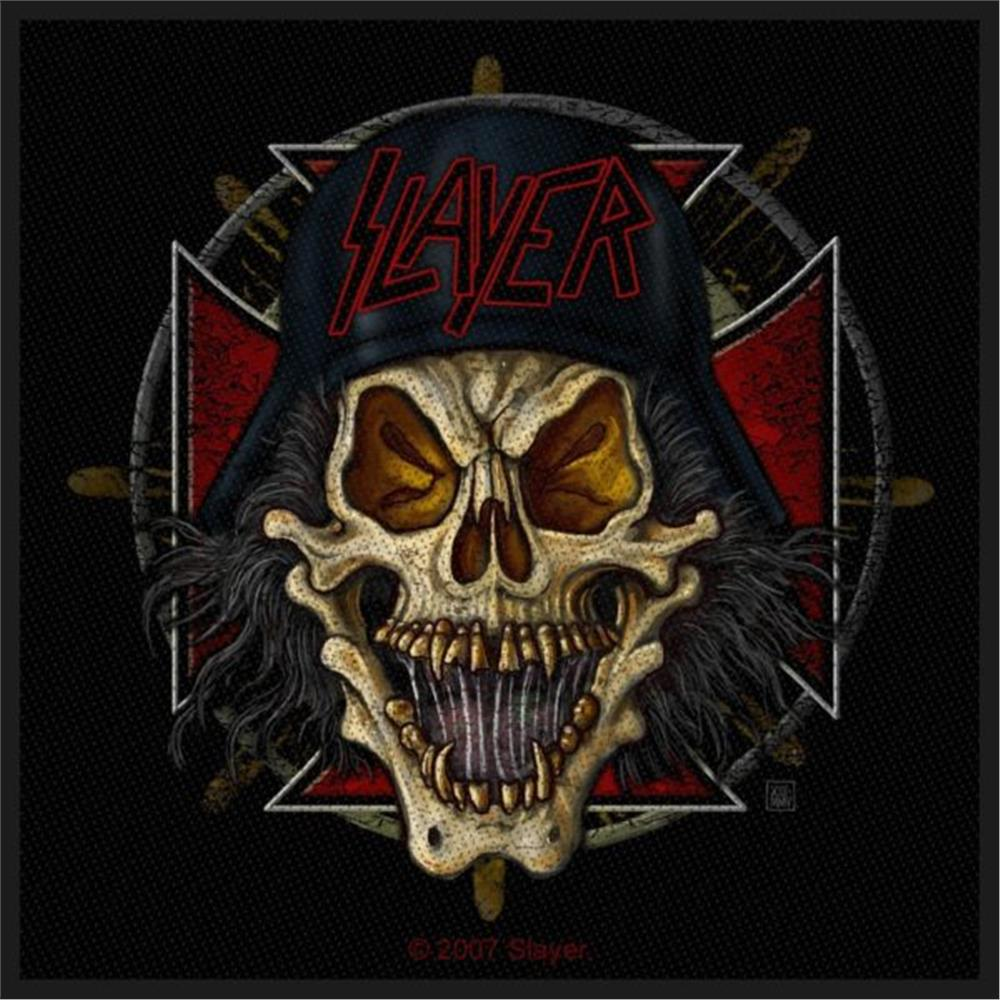 Soldier Skull Patch