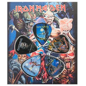 Buy Then & Now (Guitar Pick Set) by Iron Maiden