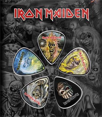 Buy Eddie Close-Ups (Guitar Pick Set) by Iron Maiden