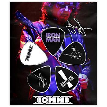 Buy Iron Man (Guitar Pick Set) by BLACK SABBATH / TONY IOMMI
