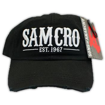 Buy SAMCRO Snapback by SONS OF ANARCHY
