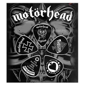 Motorhead Everything Louder (Guitar Pick Set)