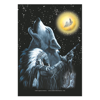 Buy Moon Wolf by LEGENDS OF AMERICA