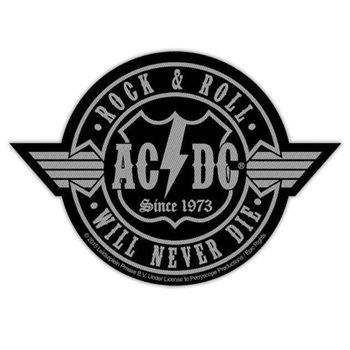 Buy Rock N Roll Will Never Die Cut Out by AC/DC