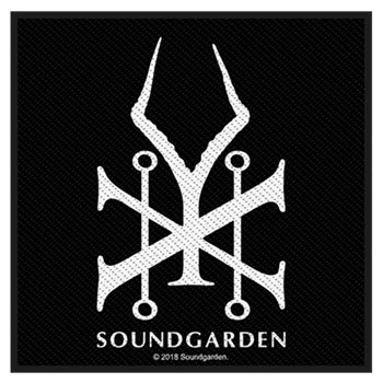Soundgarden King Animal Patch