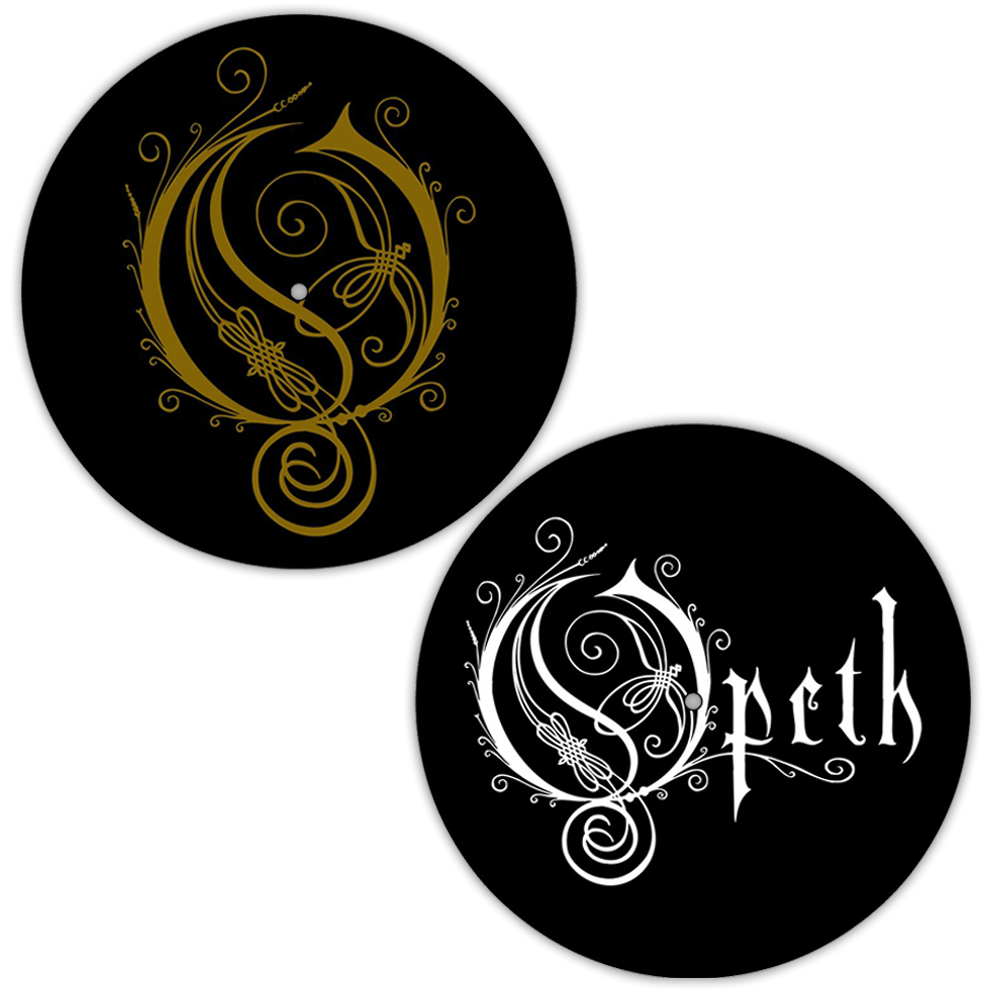 Logo / ''O'' Icon Slipmat Set