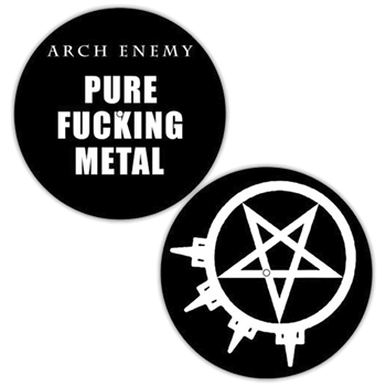 Buy Pure F***ing Metal by ARCH ENEMY