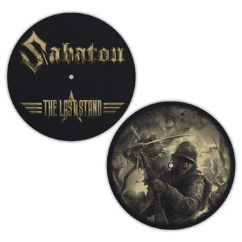 Buy The Last Stand / Soldier Scene Slipmat by Sabaton