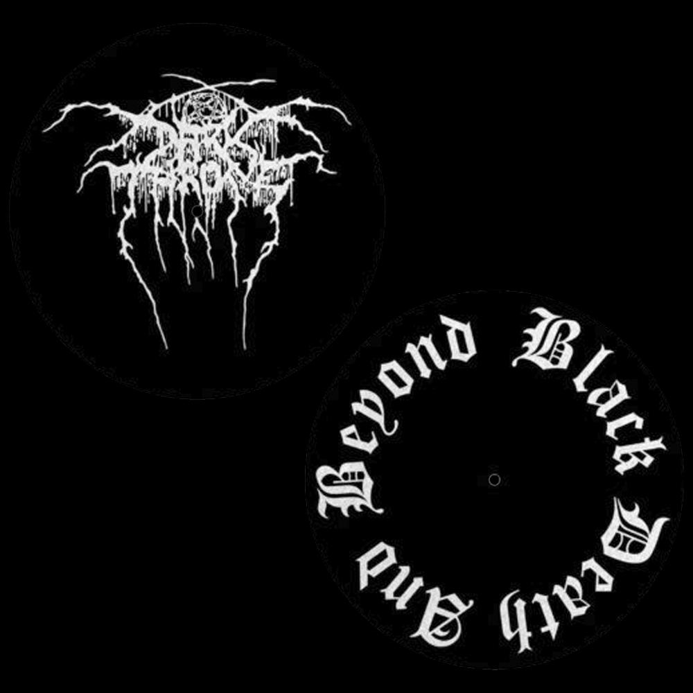 Logo / Black Death And Beyond Slipmat Set
