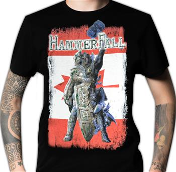 Buy Rebuilt To Tour Canada by Hammerfall