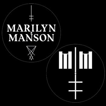 Buy Logo / Cross by Marilyn Manson