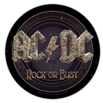 AC/DC Rock Or Bust Patch