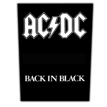 Buy Back in Black by AC/DC